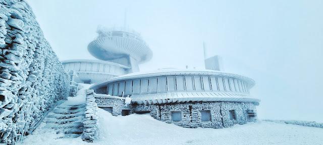 Śnieżka - najwyższy szczyt województwa dolnośląskiego