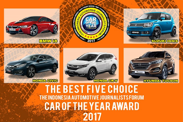 Indonesia Car of the Year 2017