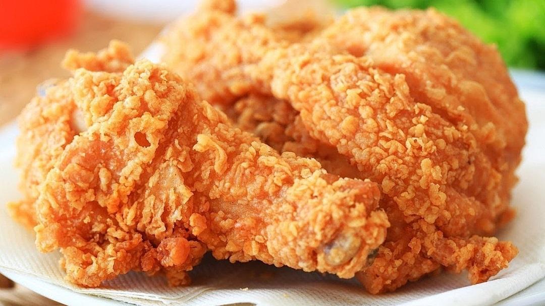 Resepi Ayam Ala KFC