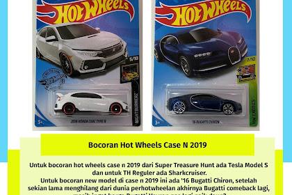 Bocoran Hot Wheels Case N 2019