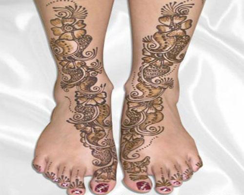 HENNA DESIGNS: Arabic Bridal Henna Designs Photos And