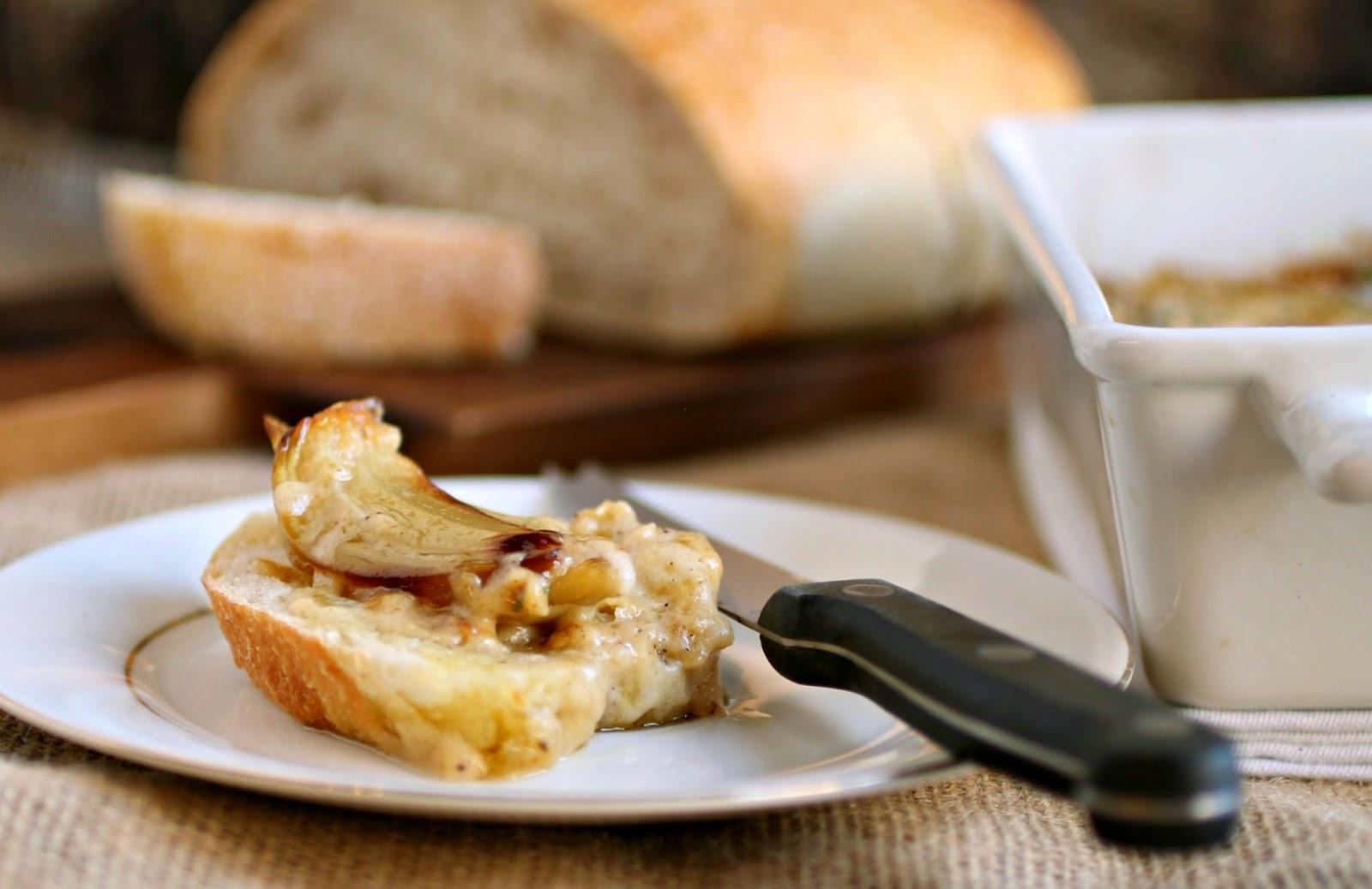 Creamy Onion Gratin