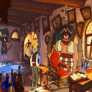 download The Curse of Monkey Island pc game full version free