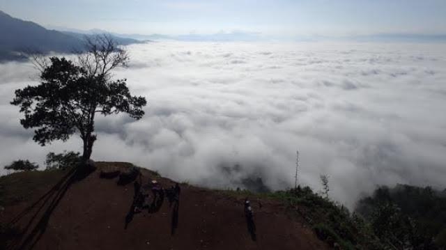 Wisata Alam Kampung Lolai Toraja Utara