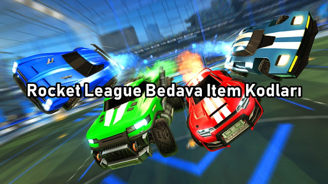 Rocket League Bedava Item Kodlari