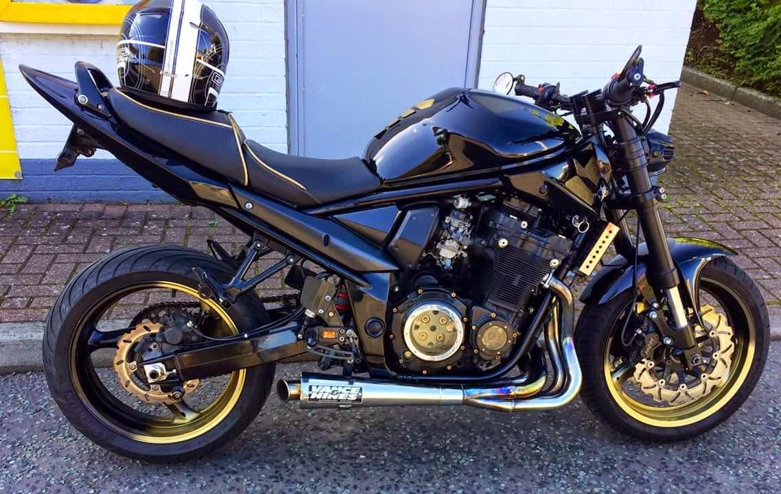 Suzuki Bandit 1200 Streetfighter Toobs Blog