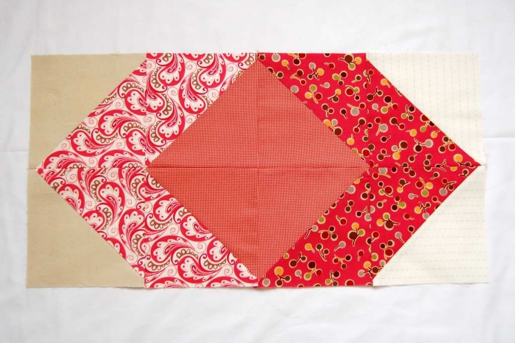 Notebook Cover Patchwork Tutorial