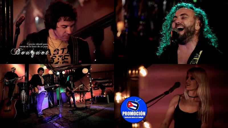 Bouquet - ¨Canción infantil para cantar en la boca de un pozo¨ - Videoclip - Dir: Mauricio Figueiral. Portal Del Vídeo Clip Cubano. Música Rock. Cuba.