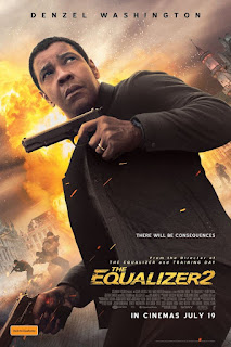 The Equalizer 2 (2018) Dual Audio Hindi Full Movie Bluray 720p