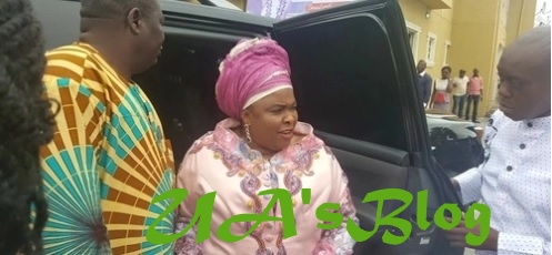 Drama as Ozekhome, another lawyer clash over who represents firms reportedly belonging to Patience Jonathan