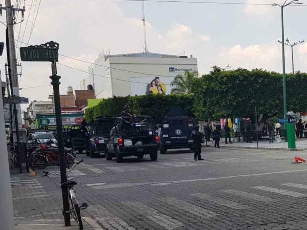 Operativo de la PF con helicópteros Black Hawck genera nerviosismo en Jalisco.