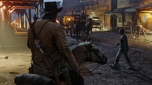 Red Dead Redemption 2 da Rockstar