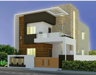 house front design