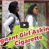 Pregnant Girl Asking for Cigarette Pranks in India