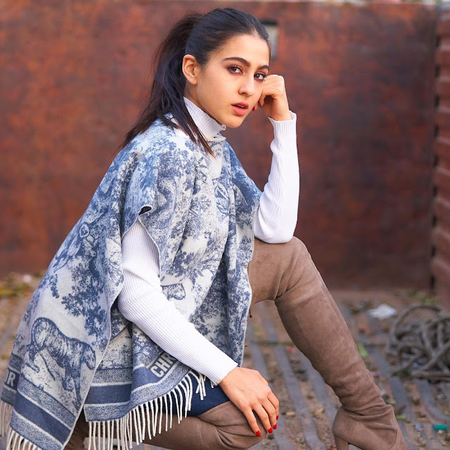 Sara Ali Khan  (Indian Actress) Wiki, Biography, Age, Height, Family, Career, Awards, and Many More...