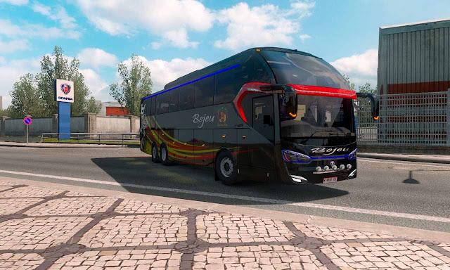 Download Mod ets2 indonesia bus v1.28
