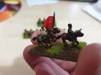 Pendraken Miniatures  RP7 Cossack cavalry picture 2