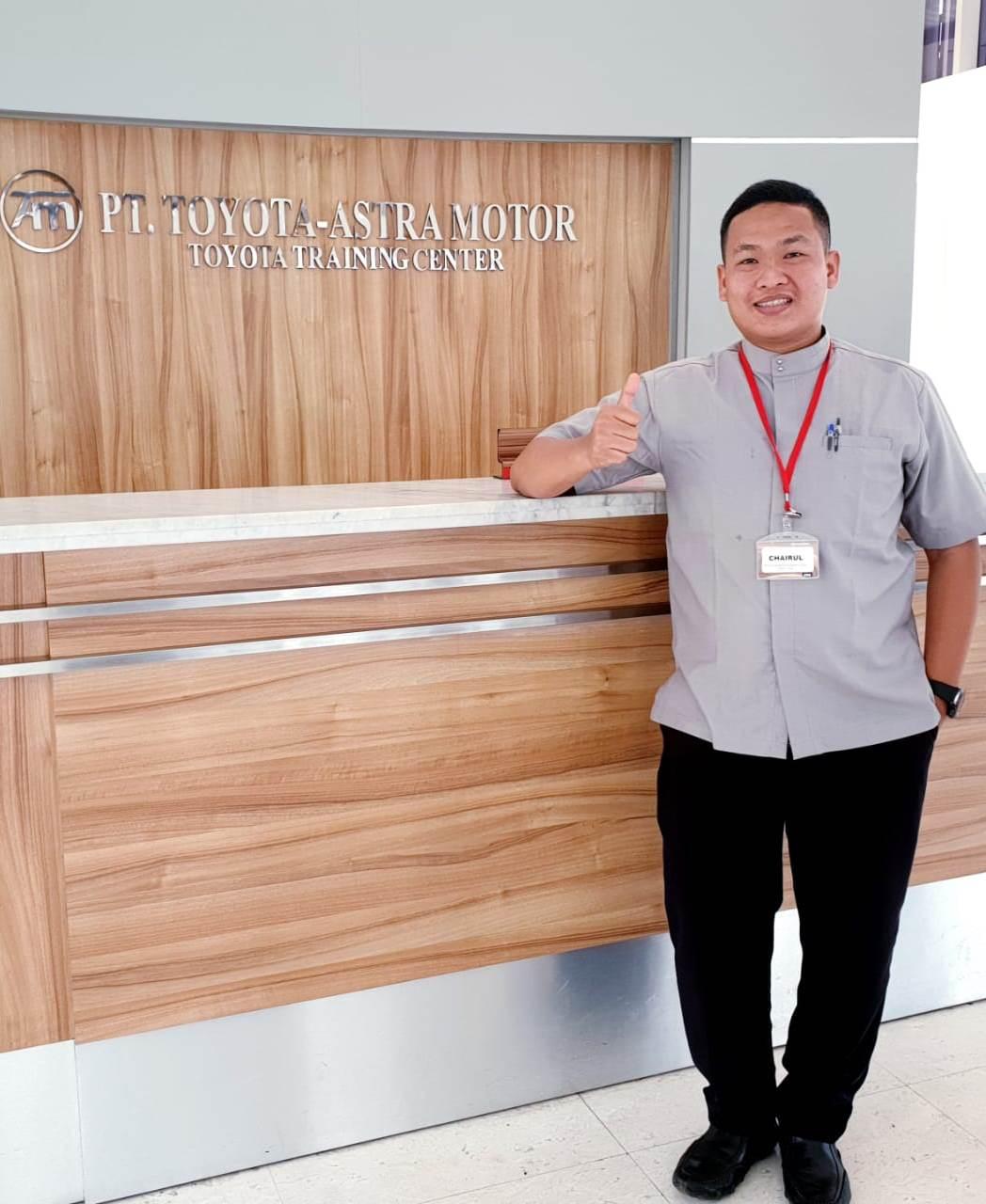 Fahmi Sales Executive - Toyota Dunia Barusa Banda Aceh, Medan, Sumatra Utara