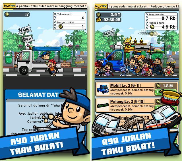 Download Game Tahu Bulat versi 3.5.3 Apk Mod Unlimited Money