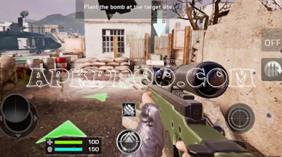 Download Game Combat Squad Mod Apk