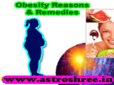 obesity reasons and remedies by astrologer