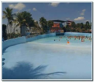 Hawai Water Park Malang Jawa Timur