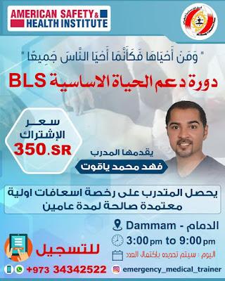 دعم الحياة الأساسي BLS
