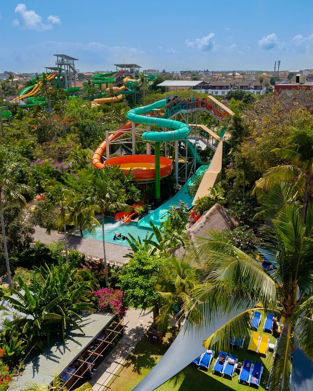 Waterboom Bali Price