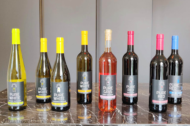 Best Belgian wines Albarino Tempranillo