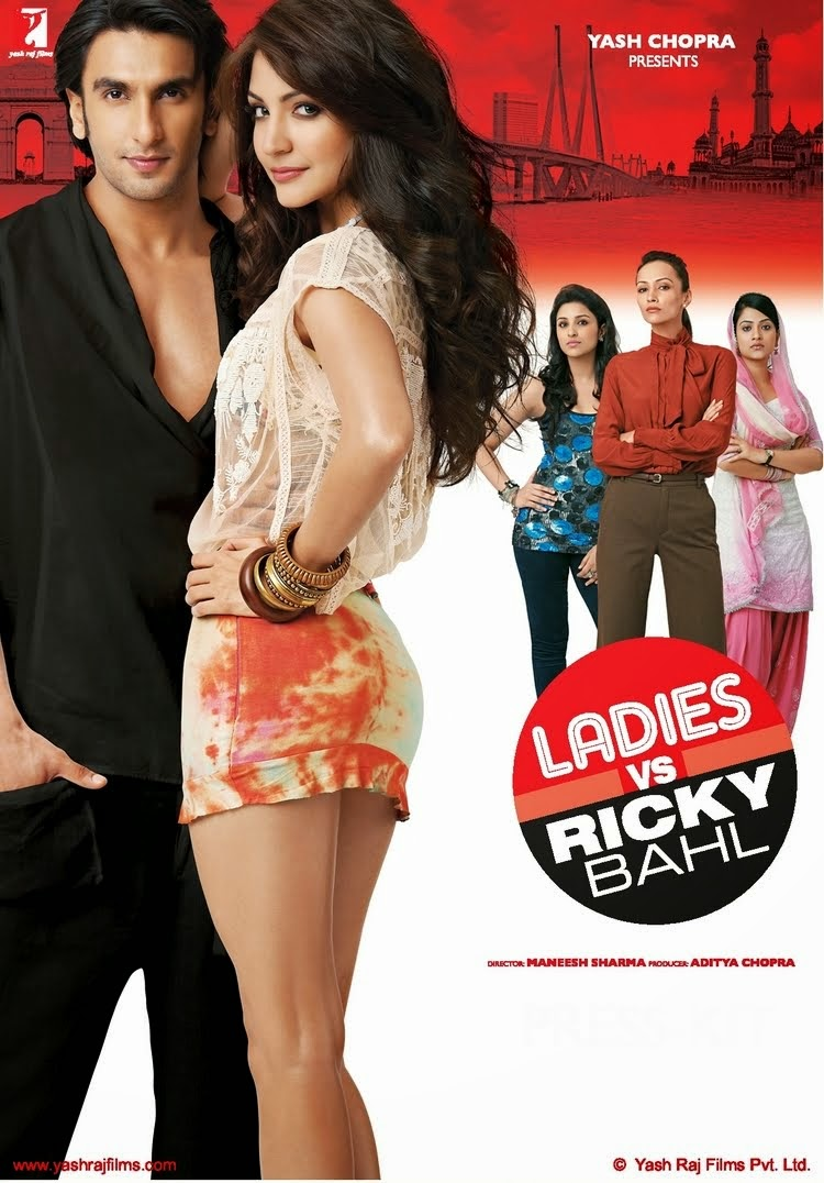 Ladies vs. Ricky Bahl (2011) ταινιες online seires oipeirates greek subs