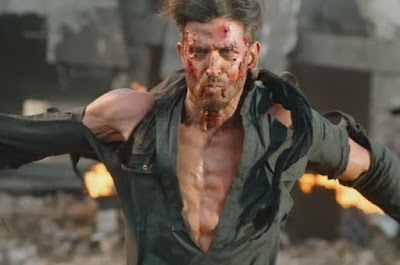 War Movie Wallpapers, War Movie Pictures, War Movie Photo, War Movie Hrithik Roshan and Tiger Looks
