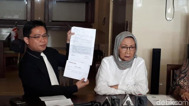 Buntut Panjang Penderekan Mobil, Ratna Sarumpaet Kirim Somasi untuk Anies Baswedan, Begini Isinya