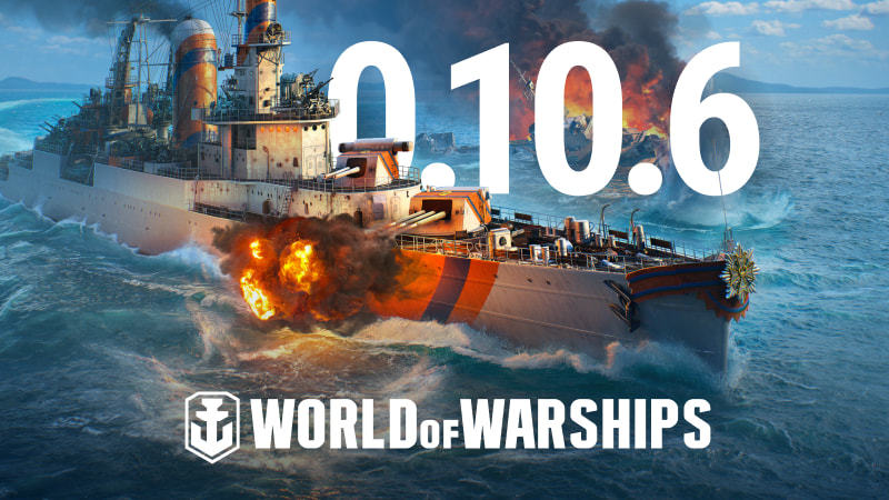 Dutch Cruisers Available in Early Access in World of Warships