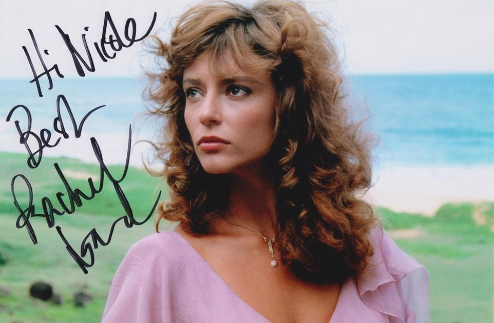 Autograph Collctor Of Oz: Rachel Ward