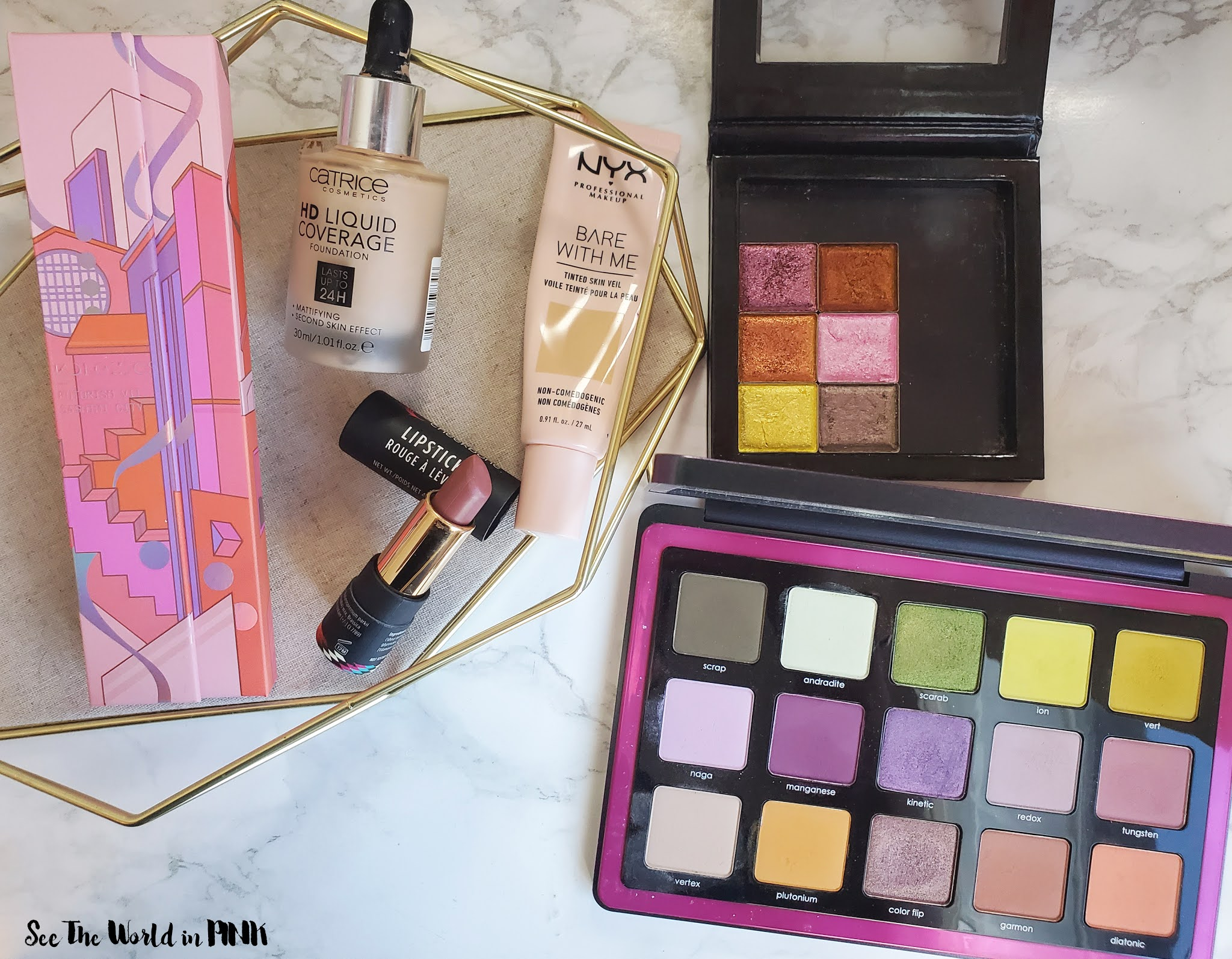 Top 10 Favourites - Makeup, Skincare, and Nail Discoveries of 2020