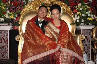 Surat Undangan Pernikahan Batak