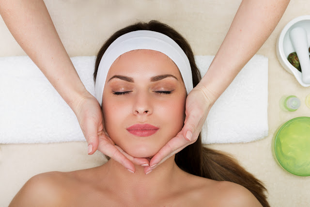facial massage to reduce face fat