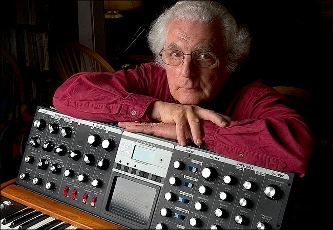 Beingpoet Happy Birthday Robert Moog