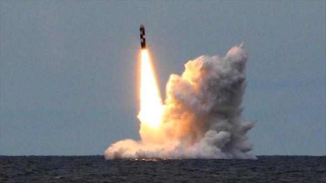 """""""Tsunami nuclear"""" de Rusia golpearía EEUU en III Guerra Mundial"""