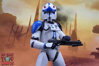 Star Wars Black Series Clone Pilot Hawk 23