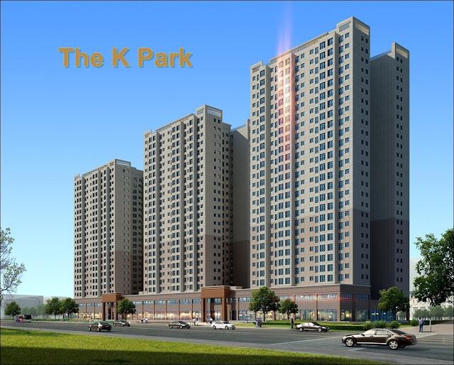 Thiết kề mặt bằng chung cư The K Park Văn Phú
