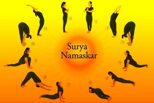 Surya Nomoshkar