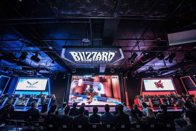 Blizzard no estará en la Gamescom 2019