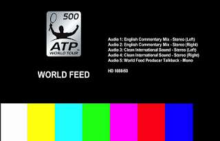 ATP World Tour Vienna Open Biss Key Eutelsat 7A/7B 24 October 2018