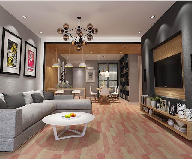 simili lót sàn phòng khách đẹp nhất 2019