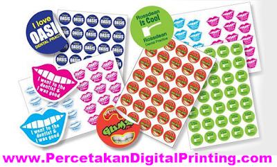 Contoh Desain STEMPEL Dari Percetakan Digital Printing Terdekat
