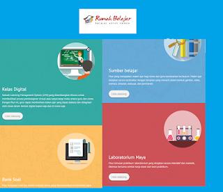 Panduan Belajar Online dengan Menggunakan Portal Rumah Belajar untuk Guru dan Siswa