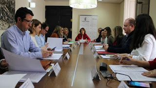 Reunión de los Centros Base de Castilla La Mancha