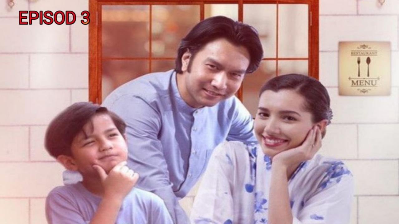 Tonton Drama Cik Ayu Mee Sanggul Episod 3 (ASTRO)