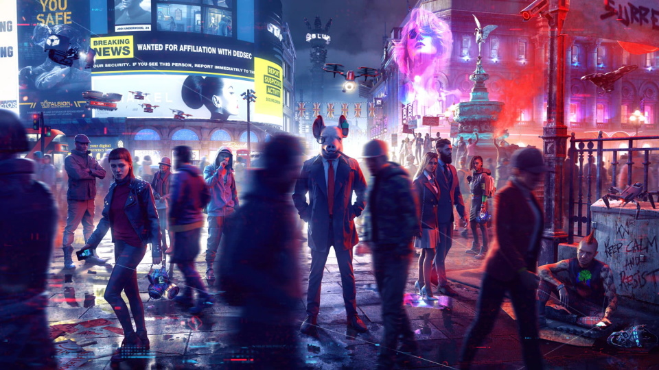 Watch Dogs: Legion | Trailer ufficiali